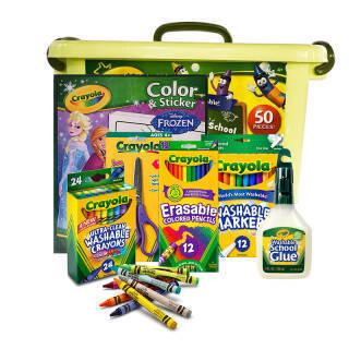 绘儿乐(Crayola) 创造力绘画艺术礼盒套装 *2件 169元(合84.5元/件)
