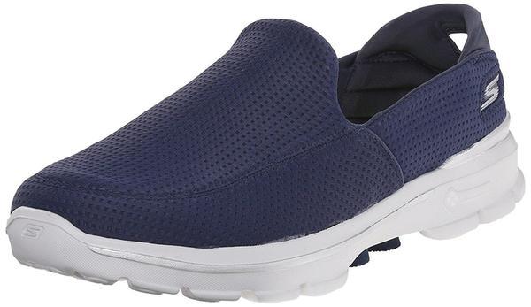 斯凯奇GO WALK 3一脚蹬健步鞋54045 299元包邮 良好缓震