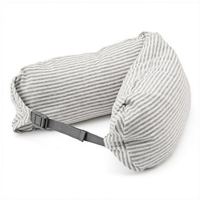 多用舒适!MUJI无印良品靠枕U型枕 限时特价97元包邮含税