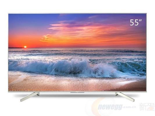 SONY 索尼 KD-55X8500F 55英寸 4K LED 液晶电视 5959元包邮(需用券)