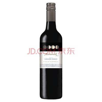 某东PLUS会员: BROWN BROTHERS 布琅兄弟 月影加本力梅洛红葡萄酒 750ml *3件 104元