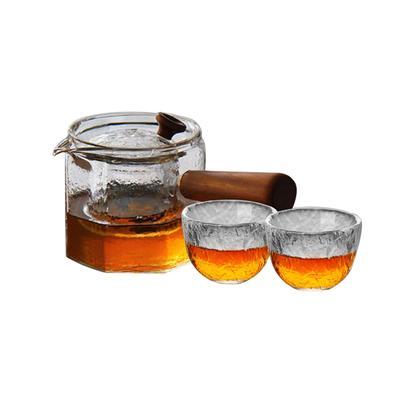 当当优品 光阴系列 煮茶器 550ml +圆口品茗杯 50Ml*2个 99元包邮
