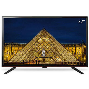 苏宁易购 TCL 32英寸高清蓝光平板电视黑色899元包邮(已降200元)