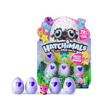 哈驰魔法蛋 HATCHIMALS 迷你版 益智仿真男女孩孵化神奇儿童玩具19104 *3件 176元