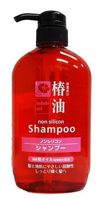 63.75元 熊野油脂(KUMANOYUSHI) 油脂山茶洗发水 600ml