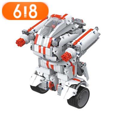 618好价:小米 米兔积木机器人 449元包邮