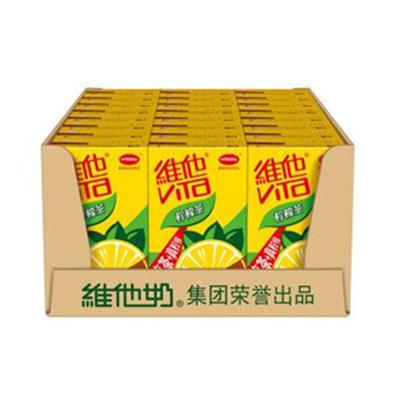 维他 柠檬茶 250ml*24盒整箱 56.9元(满86元包邮)
