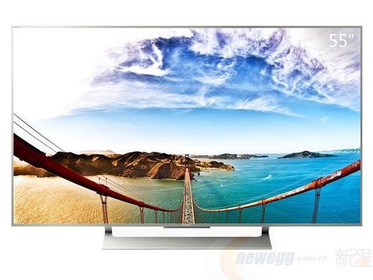 SONY 索尼 KD-55X9000E 55英寸 4K液晶电视 6359元包邮(需用券)