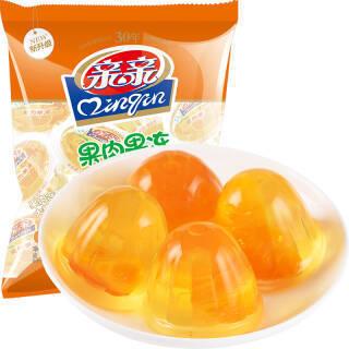 Qinqin 亲亲 亲亲果肉果冻 240g *16件 54元(合3.38元/件)