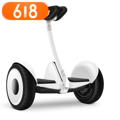 618好价:小米 Ninebot 九号平衡车 1999元包邮