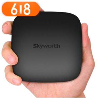 618好价:创维 企鹅极光 T2 电视盒 189元包邮