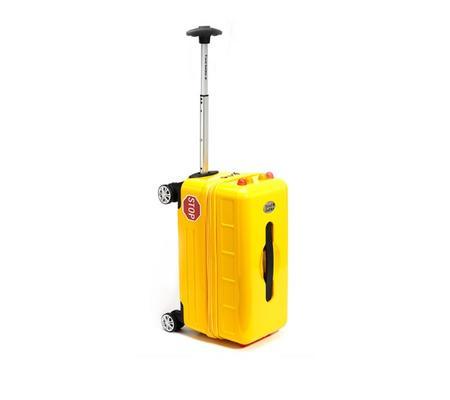 Travel Buddies 黄色校车 拉杆箱 18寸 439元包邮含税