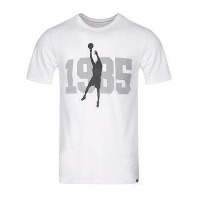 耐克AJ 1985男子短袖T恤926206-100 活动好价199元包邮含税