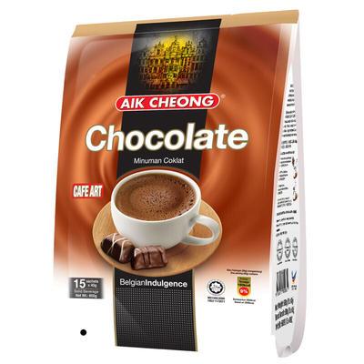 ¥32 【国美自营】马来西亚进口益昌香滑巧克力(固体饮料)600g