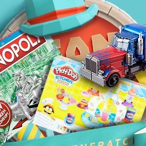 亚马逊中国 镇店之宝 Hasbro 孩之宝玩具 低至售价4折