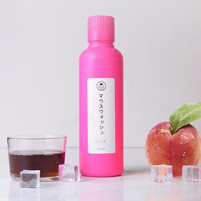 有效清洁!网易严选韩国制造蜜桃味漱口水 限时特价35元
