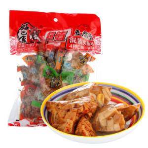 好巴食 豆腐干 混装实惠包 400g *2件 10.8元(合5.4元/件)