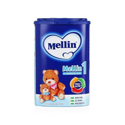 ¥30 Mellin美林婴幼儿配方奶粉1段800克0-6个月