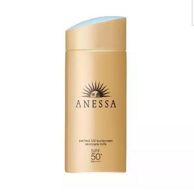 资生堂(Shiseido) 安热沙 金瓶防晒霜 SPF50+ PA++++ 2018年版 90ml ¥212