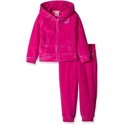 Juicy Couture PANTS 儿童丝绒套装 107.58元