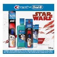 Oral-B 欧乐B 星球大战儿童电动牙刷套装 87.52元含税 加入会员可凑单包邮
