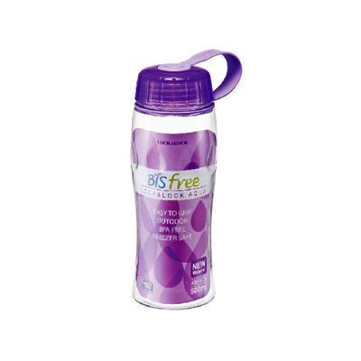 凑单品: LOCK&LOCK 乐扣乐扣 ABF601V Bisfree水杯 紫色 500ml 15元