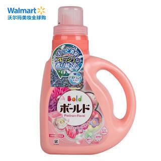 凑单品: 宝洁(P&G) 无添加花香洗衣液 850g 14.35元含税