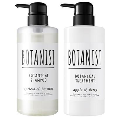 清新自然!BOTANIST植物洗发水+护发素 188元包邮