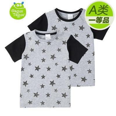 ¥16 GagouTagou男童短袖上衣T恤