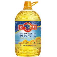 MIGHTY 多力 葵花籽油 4L ¥49.9