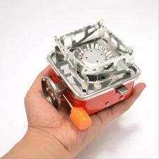 PLUS会员:kawatu 卡瓦图 ASD0055 户外可折叠式小方炉 57.5元(需买2件,共115元