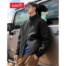Baleno 班尼路 88032510 男士摇粒绒夹克 69元包邮(双重优惠)