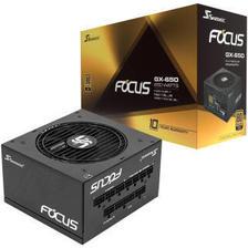 SEASONIC 海韵 FOCUS GX650 额定650W 电源(80PLUS金牌/全模组/十年质保)  券后639元