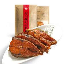 老杜 熏鱼爆鱼 200g*2袋 ¥19.1