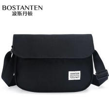 BOSTANTEN 波斯丹顿 BJ1212011 帆布单肩包  券后39元