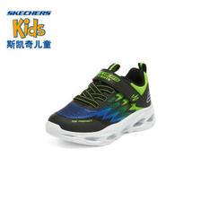 PLUS会员:斯凯奇(SKECHERS) 男童闪灯运动鞋 209.38元(需买3件,共628.15元包