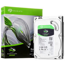SEAGATE 希捷 64MB 7200RPM SATA接口 台式机机械硬盘 1TB 269元