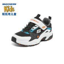 PLUS会员:斯凯奇(SKECHERS) 男童休闲老爹鞋 403.1元(需买2件,共806.2元包邮
