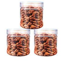 新货免剥临安山核桃仁 250g*3罐装 18.6元(包邮、需买3件,共55.8元,需用券