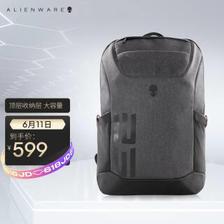 ALIENWARE 外星人 Alienware)戴尔Dell Pro Backpack 猎户座17英寸笔记本双肩背包 游