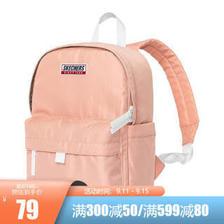 斯凯奇(SKECHERS) Skechers儿童书包L120K048 柔粉色  券后54元