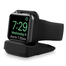 Damon Light Damon适用于Apple Watch 磁力充电器支架硅胶底座简约稳固防滑  券后19.