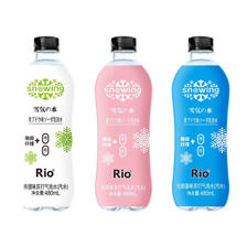 RIO 雪気の水 乳酸菌味 苏打气泡水 480ml*15瓶 ¥18.6
