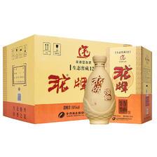 沱牌 特曲 生态窖藏12 50度 浓香型白酒 500ml*6瓶 整箱装 268元包邮