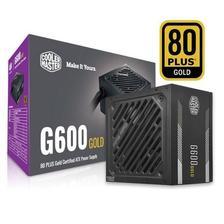 CoolerMaster 酷冷至尊 G600 额定600W 金牌直出电源 329元包邮