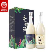 苏州桥 冬酿酒桂花小酿礼盒750ml*2 45元(需买4件,共180元)
