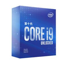 25日0点: intel 英特尔 酷睿 i9-10900KF 盒装CPU处理器 ¥3299