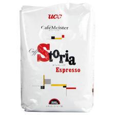 UCC 悠诗诗 意式传统咖啡豆 500g*1袋  券后69元