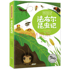世界最经典动物故事集(注音完整版):法布尔昆虫记 ¥4