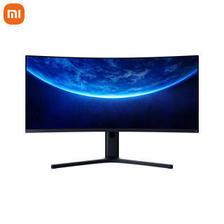 小米(MI) 曲面显示器 34英寸 VA显示器(3440×1440、1500R、144Hz、FreeSync) 2599